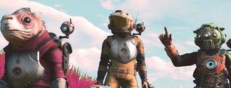 No Man's Sky: Multiplayer-Modus verschiebt sich für GOG-Version