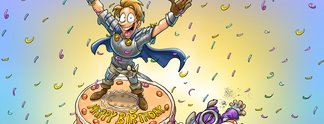 Shakes and Fidget: Zum 9. Geburtstag komplett überarbeitet