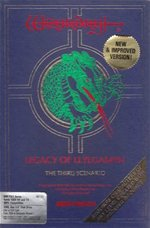 Wizardry 3 - Legacy of Llylgamyn