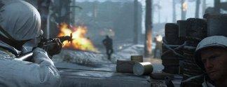Call of Duty - WW2: Spieler erreicht Maximal-Rang ohne einen Schuss abzugeben
