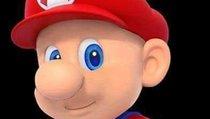 <span>WTF:</span> Super Mario ohne Haare ist echt fieser Stoff