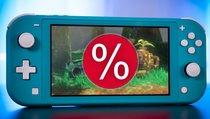 <span>Über 200 Switch-Spiele knallhart reduziert:</span> Mario, Zelda und Co. im Angebot