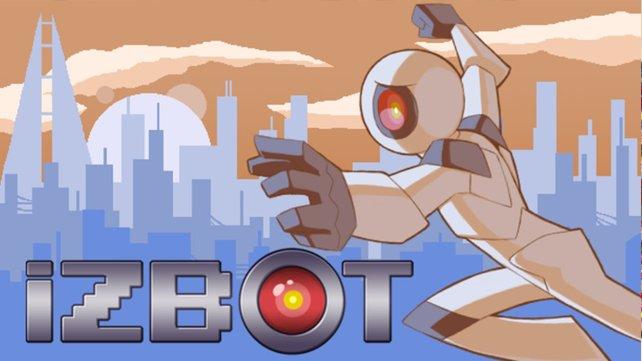 Im Spiel ist der Roboter deutlich niedlicher.