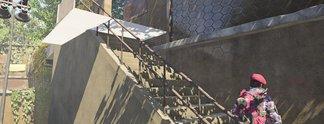 Diese Treppe entscheidet über Leben und Tod