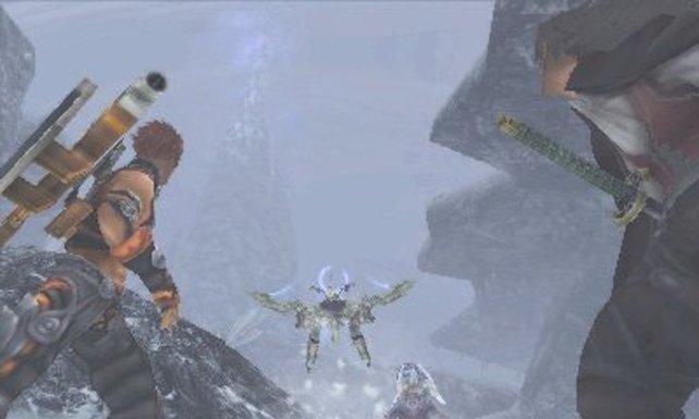 Xenoblade Chronicles verzichtet auf Rendersequenzen. Alles im Spiel wird in Echtzeit berechnet.