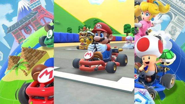 Auch Mario weiß noch nicht so recht, wie er die Röhren umfahren soll – wir helfen aus!