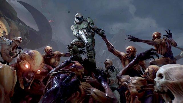 Doom: Ende gut, alles gut.