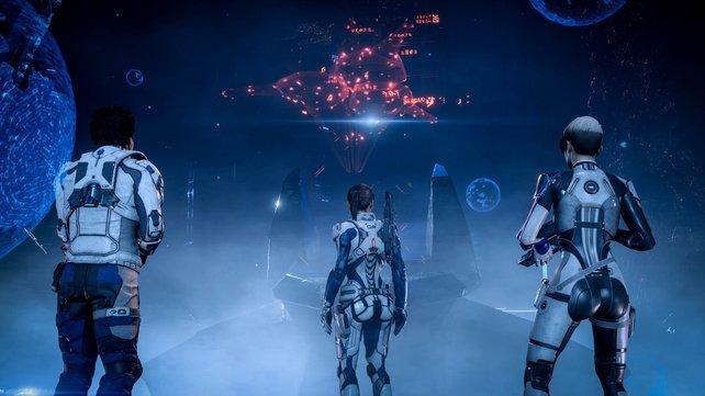 Die Zukunft von Mass Effect gestaltet sich aktuell ebenso geheimnisvoll wie die kryptischen Rätsel im Spiel.