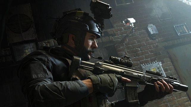 CoD: Modern Warfare ist inzwischen fast 200 GB groß. Nun meldet sich der Entwickler.