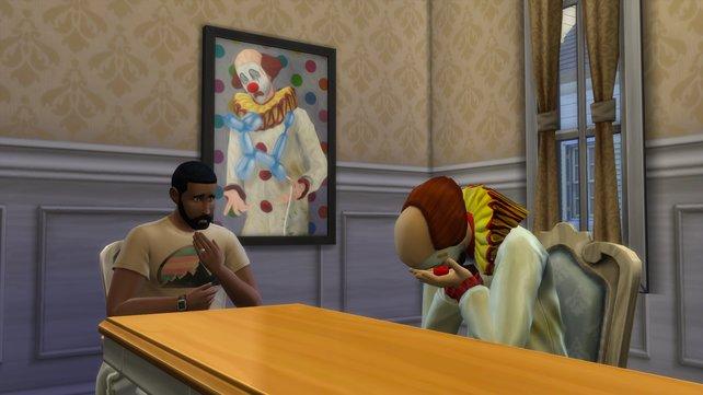 EA und Entwickler reagieren auf den jüngsten Shitstorm. Und haben keine besseren Nachrichten im Gepäck. (Bildquelle: Sims Community.)