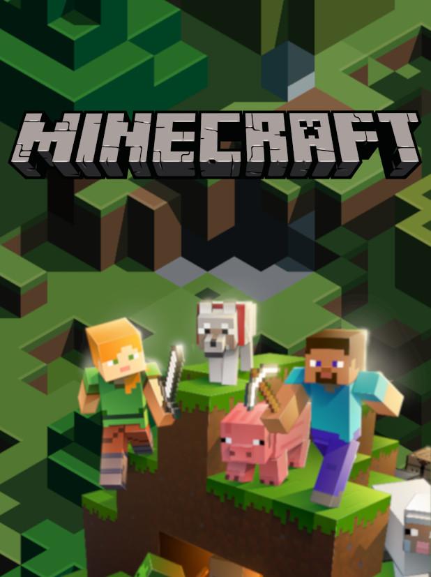 Minecraft (PC, PS4, PS3, Xbox One, Xbox 360, Switch, Wii U ...
