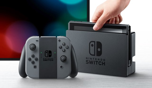 Gestatten, ich bin eine Nintendo Switch und bin der Fremdling in der Herde.