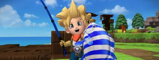 Nintendo Switch: Gewinne eine Konsole inklusive Dragon Quest Builders 2
