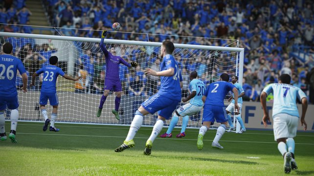 In Balance: Ein Hauptaugenmerk der Entwickler liegt bei Fifa 16 auf der Balance zwischen Angriff und Verteidigung.
