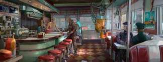 Specials: Wolfenstein 2: Propaganda zum Zerschießen