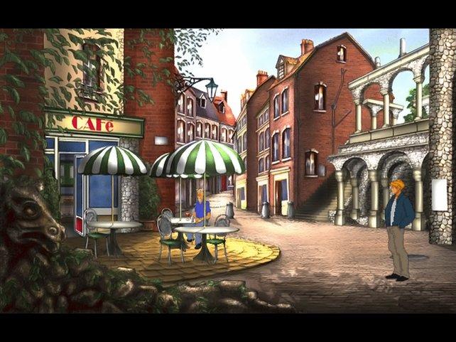 Blondling George durchlebt neue Abenteuer in Paris, London und Mittelamerika.