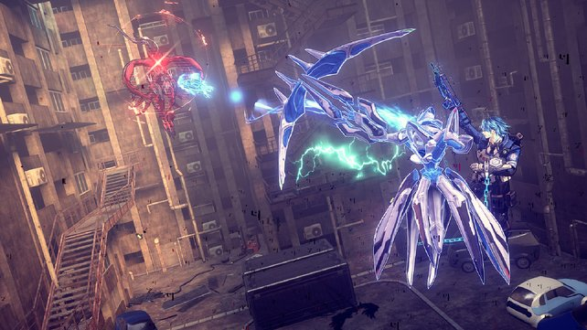 Die Arrow-Legion und die Heldin greifen mit einem Kombo-Schuss an.