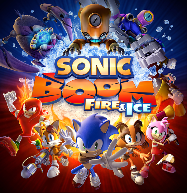 Sonic Boom - Fire and Ice