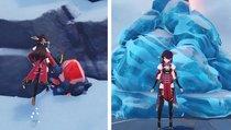 Genshin Impact: Drachengrat-Statue freischalten und Eis schmelzen