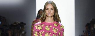 """""""Taschenmonster""""-Outfits auf der Milan Fashion Week"""