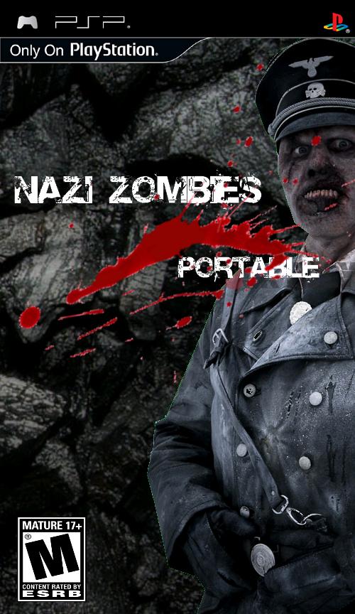 Nazi Zombies Portable