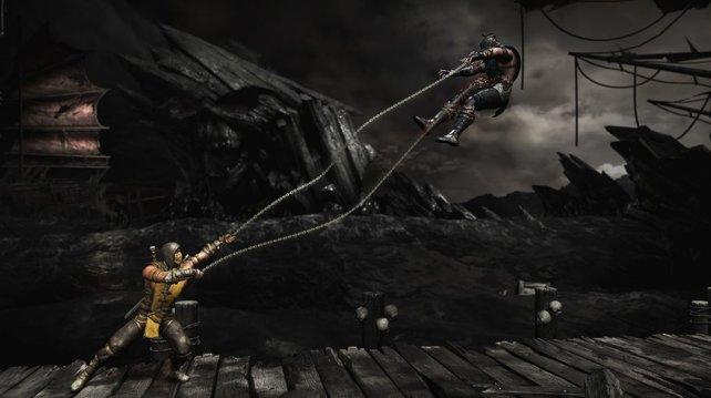 """Grafisch hat sich in der """"Mortal Kombat""""-Reihe einiges getan. Indiziert werden die Spiele aber schon länger nicht mehr."""