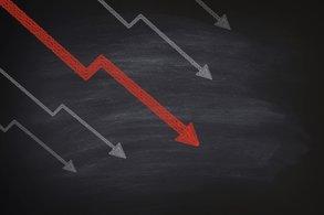 Ende des Krypto-Hypes sorgt für Verkaufseinbrüche