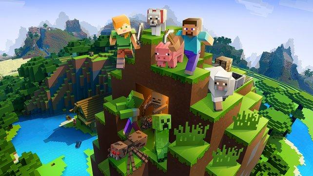 Ein Spieler ist auf dem Weg zum Ende der Welt und noch lang nicht da. Bild: Nintendo