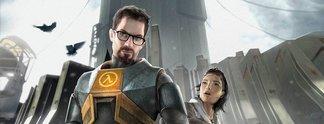 Half-Life 3: Valve-Chef Gabe Newell witzelt über die Fortsetzungsangst des Unternehmens