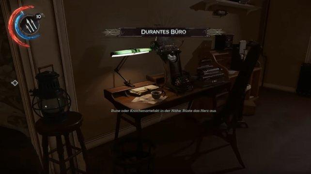 """Durantes Büro"""