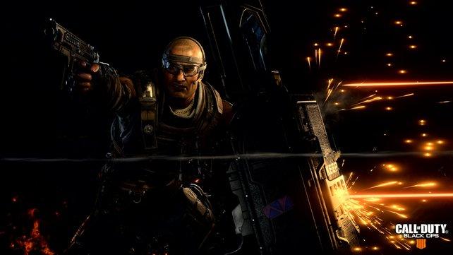 Muss erstmal viel Kritik abwehren: Call of Duty - Black Ops 4.