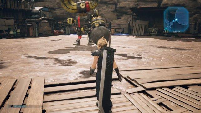 Zwischen dem Abschluss der Quest und euch steht nur noch ein Gifthorn.