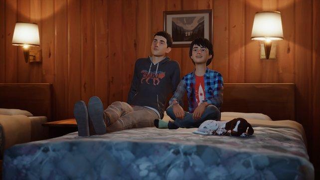 Sean und Daniel: Ihr Leben wird komplett aus den Fugen gerissen.