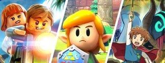 Releases | The Legend of Zelda, Ni No Kuni und vieles mehr