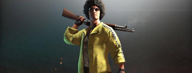 Eines der neuen Outfits aus der Gamescom-Kiste