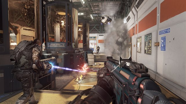 Ihr wollt Call of Duty mit der PS4 online spielen? Dann kommt ihr um eine PS-Plus-Mitgliedschaft nicht herum.