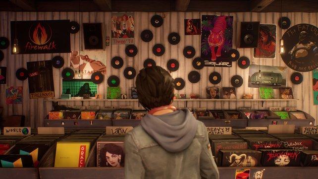 Ein großer Teil von Alex' besten Erinnerungen stehen in Verbindung mit Musik, doch in Haven findet sie noch viele mehr ...