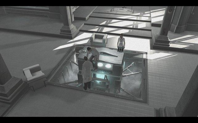 In Assassin's Cred spielt ihr nicht nur den Assassinen Altair, sondern auch seinen Nachfahren Desmond.