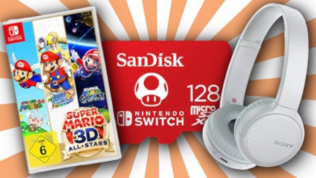 Wir zeigen euch die besten Gaming-Deals der Technikangebote bei Saturn.