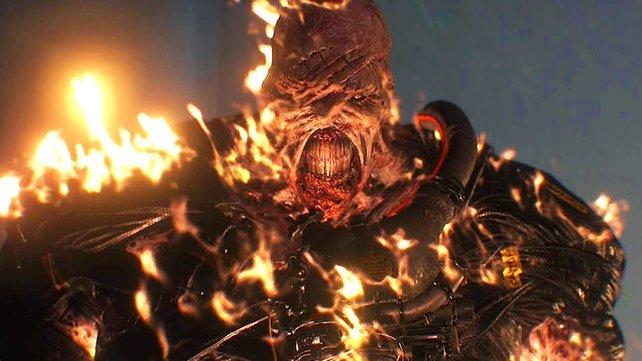 In Resident Evil 3 Remake bekommt ihr es vor allem mit ihm zu tun: Superzombie Nemesis.