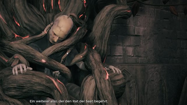 """Die Saatmutter gibt den """"Rat der Saat"""", sieht einem Schlüsselcharakter aus der beliebten Serie Game of Thrones ähnlich und hat sogar eine ähnliche Funktion."""