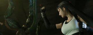 """Final Fantasy 7 - Remake: """"Zu kleine Brüste"""" sorgen bei den Fans für Aufregung"""