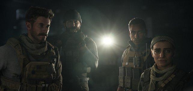 Starker Tobak: Die Kampagne von Call of Duty: Modern Warfare ist nichts für schwache Nerven.