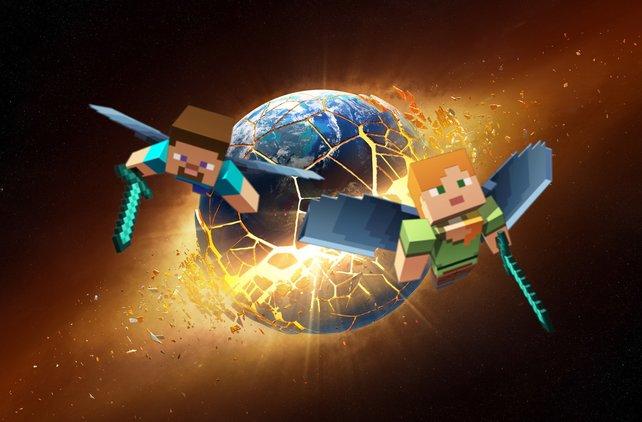 Schadet Minecraft wirklich dem Klima? Bildquelle: Getty Images/ johan63