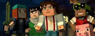 Minecraft - Story Mode: Erstes Video zu Telltale Games eigener Version von Minecraft