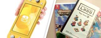 Tipps: Nintendo Switch: Nintendo Switch Lite: Welche Spiele sind kompatibel und spielbar?