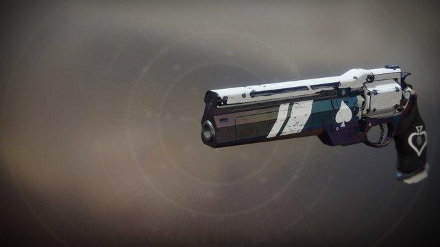 Langersehnte Rückkehr: Caydes exotische Handkanone Pikass gab es schon in Destiny 1.