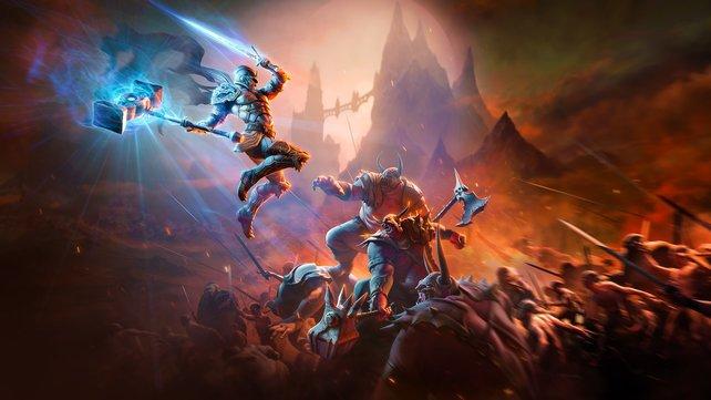 Ein Fantasy-RPG aus dem Jahr 2012 kehrt zurück.