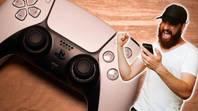 Alternate lässt euch die PS5 jetzt auf besondere Weise kaufen. Bildquelle: Getty Images/Cristalov.