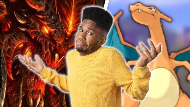Diablo und Pokémon werden in einem umstrittenen Spiel vereint. (Bildquelle: Getty Images / Inside Creative House)